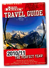 Cross Country Magazine Travel Guide 2010-11