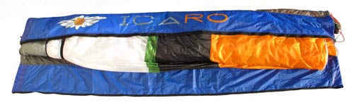 Icaro Paragliders' fast-packing bag