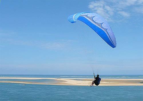Pro Design's new performance intermediate paraglider, the EN B Thema