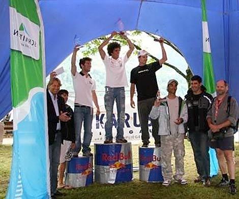 Acrobatixx podium 2010