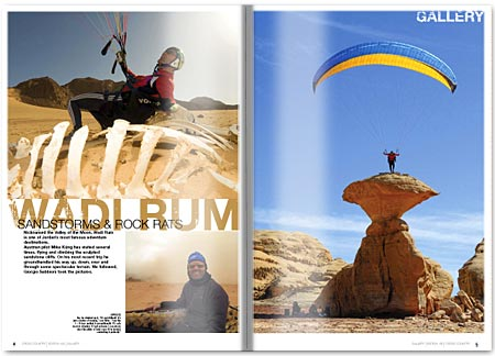 Cross Country Issue 130 Gallery - Sandstorms and Rock Rats