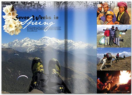 Seven Weeks in Spring - A Himalayan Crossing