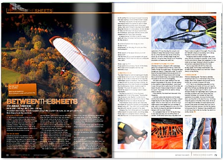 Cross Country Magazine Issue 131 ITV Awak Review