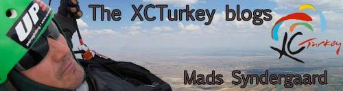 Mads Syndergaard XC Turkey blogs