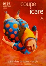 Coupe Icare 2010 poster