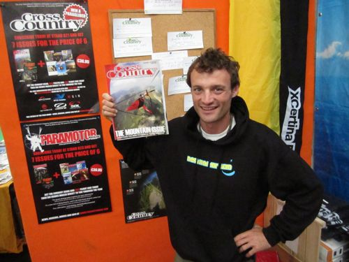 Raul Rodriguez drops by for some acro tips from XCmag's Bob Drury