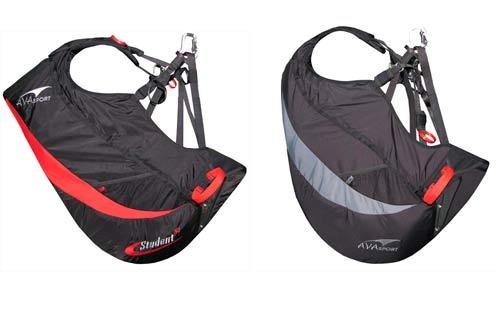 Ava Sport Student NG and Tandem NG harnesses