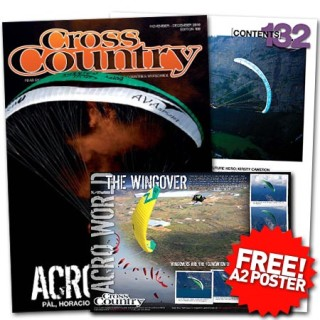 Cross Country Magazine Issue 132 Contents