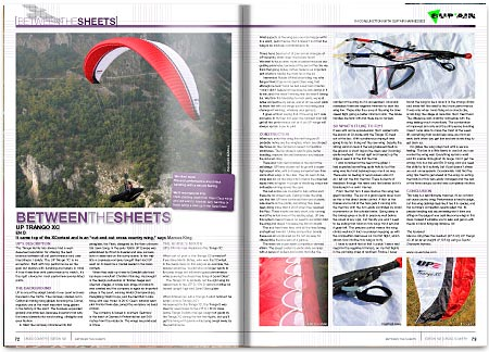 Cross Country Magazine Issue 132 UP Trango XC Review