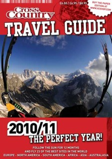 The Cross Country Travel Guide – 22 of the world's best paragliding and hang gliding destinations