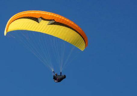 MacPara Muse 3 intermediate paraglider