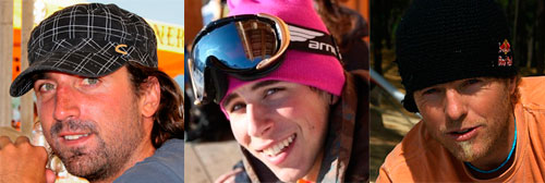 Aljaz Valic, Michael Sigel and Thomas Brauner will be at the Serial Cup in Slovenia 2011