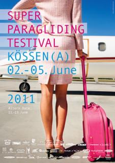 Super Paragliding Testival 2011
