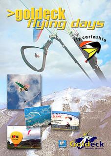 Goldeck Flying Days poster