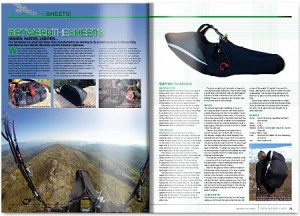 Cross Country Issue 134 Light Weight Pods Review