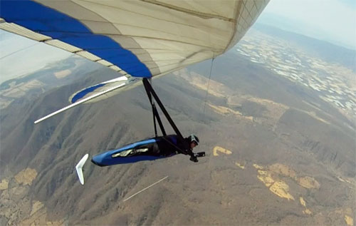 Video: Panamerican Hang Gliding Championships 2011 | Cross Country