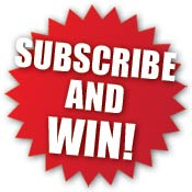 Subscribe and Win a Paraglider