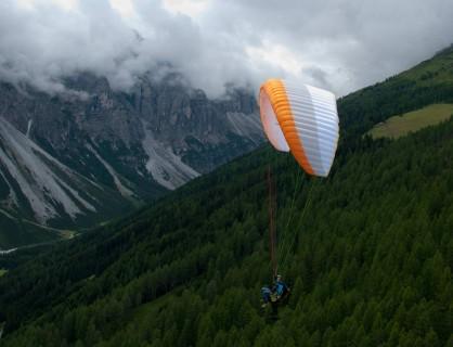 Airwave's EN B Sport 5 paraglider