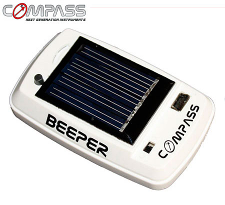 The Beeper, a new solar-powered vario from Compass