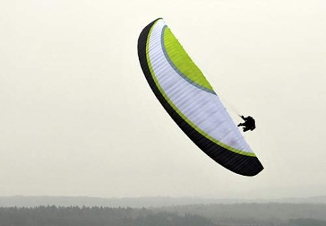 Aircross new En C paraglider, the U Cross