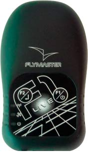 Flymaster F1 live tracking device
