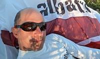 Hakan Ackalar is Turkey's new paragliding distance record holder