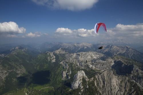 Ozone's R10.2 paraglider