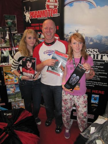 Clan Drury from the XCMag team