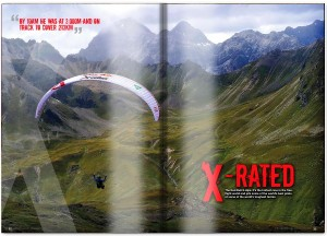 X-Rated: The Red Bull X-Alps 2011