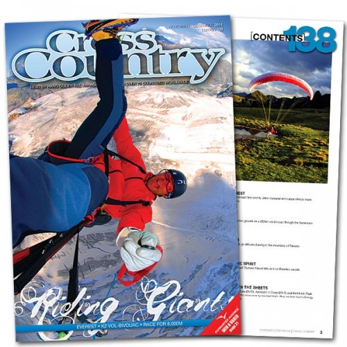 Cross Country Magazine Issue 138