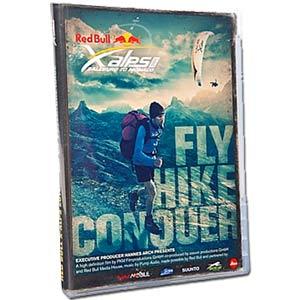Red Bull X-Alps 2011 DVD