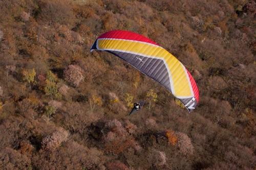 Triple Seven Paragliders' new EN B Rook