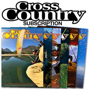 One year subscription to Cross Country magazine