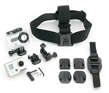 GoPro HD helmet camera