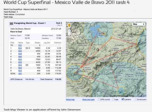PWC Superfinal 2011 task four. Click to go to Task Map Viewer