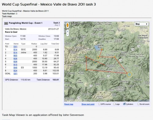 PWC Superfinal 2011: task 3. Click to go to Task Map Viewer