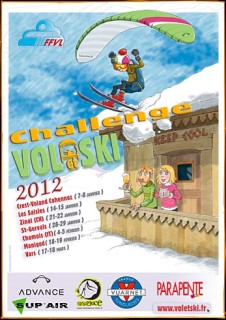 Vol et Ski 2012
