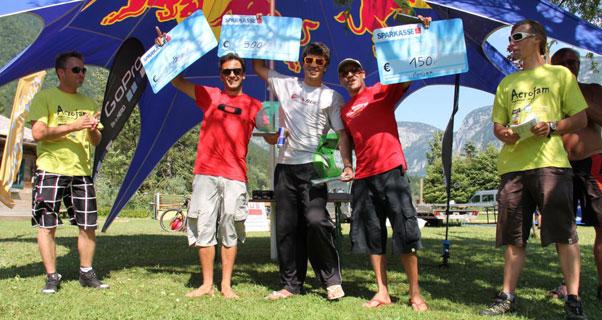 Winners of Acrojam 2012. Photo: Acrojam.at