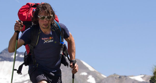 Who will be in the Red Bull X-Alps 2013?