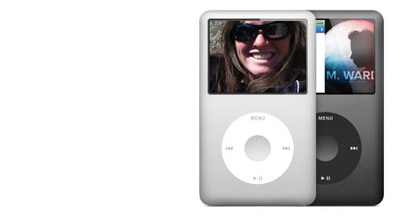 Judith Mole ... on an iPod. Image: Cross Country
