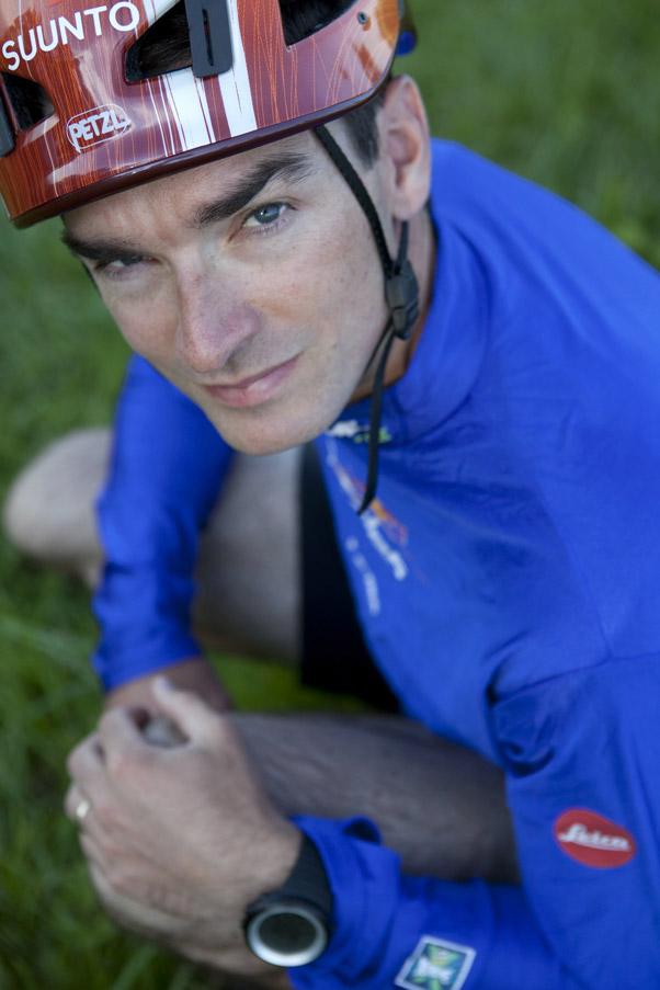 Jon Chambers. Photo: Red Bull X-Alps