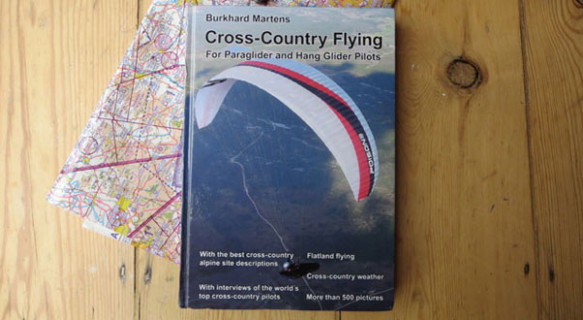 Cross Country Flying by Burkhard Martens