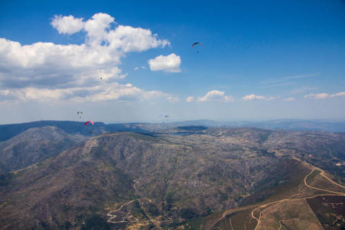 Returning over the high plateau of the mountain region. Photo: Marcus King