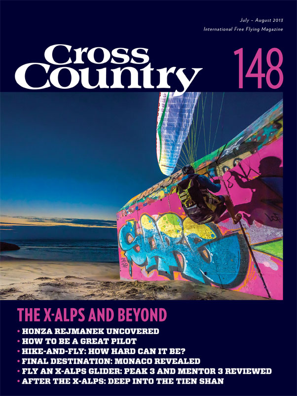 Cross Country magazine issue 148 – digital cover