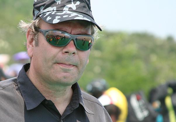 Agust Gudmundsson. Photo: Ed Ewing