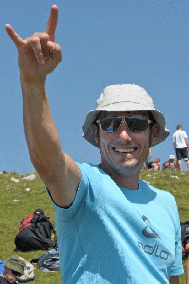 Rafal Luckos. Photo: www.aeroklub-polski.pl