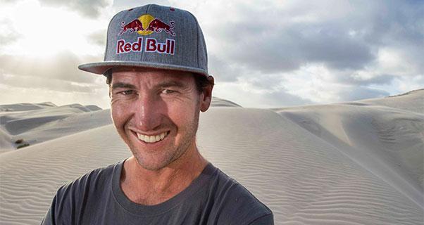 Jonny Durand. Photo: Red Bull Content Pool