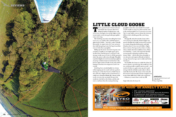 a little cloud review