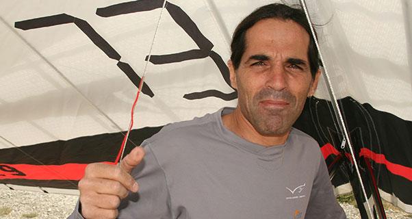 Amir Shalom in 2009. Photo: Ed Ewing