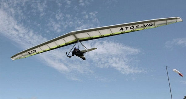 Hang gliding world championships in Annecy